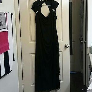 7c15fe67434 R M Richards Dresses - Long black formal dress